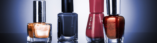 [Translate to corp_de:] Nail Polish Rheology