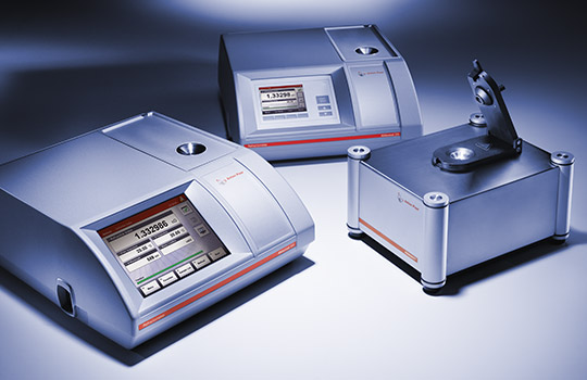 Modern Automatic Refractometers from Anton Paar