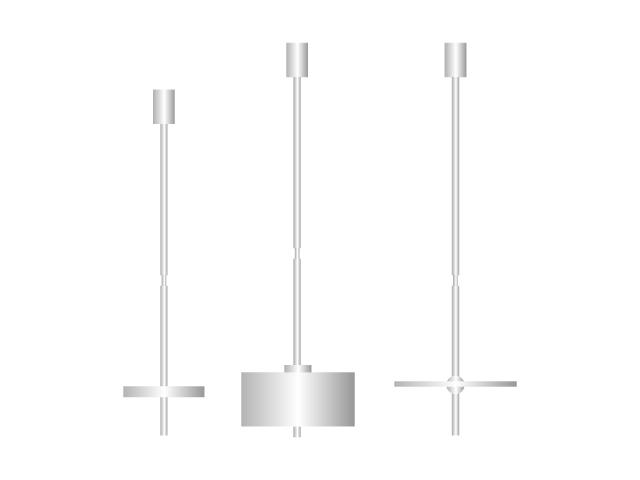 Figure 2: Disk spindles
